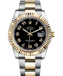 Rolex Datejust Men's Watch Model 116333-BLK