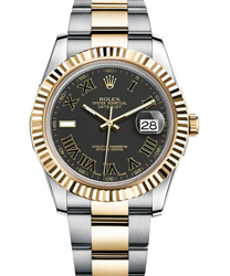 Rolex Datejust Men's Watch Model: 116333-DRKGRY