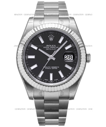 Rolex Datejust Men's Watch Model 116334BKIO