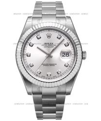 Rolex Datejust Mens Wristwatch