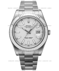 Rolex Datejust Men's Watch Model 116334WIO