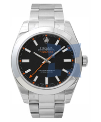 Rolex Milgauss Men's Watch Model: 116400B