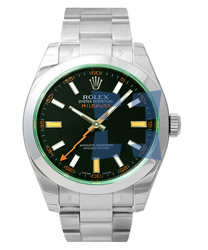 Rolex Milgauss Men's Watch Model 116400GV
