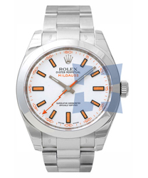 Rolex Milgauss Men's Watch Model: 116400W