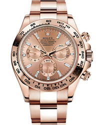 Rolex Cosmograph Daytona Men's Watch Model 116505-RG-DIA
