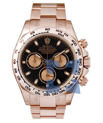 Rolex Daytona Mens Wristwatch Model: 116505BS