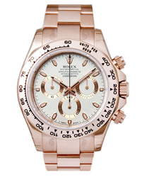 Rolex Daytona Mens Wristwatch Model: 116505CR