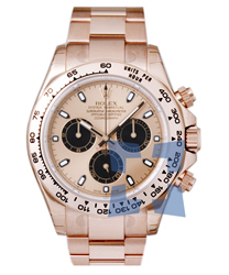 Rolex Daytona Mens Wristwatch Model: 116505CS