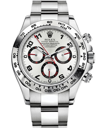 Rolex Daytona Men's Watch Model 116509-WHGLD