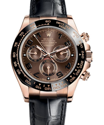 Rolex Daytona Mens Wristwatch Model: 116515-LNBR