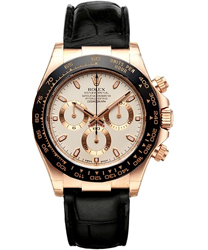 Rolex Daytona Mens Wristwatch Model: 116515-LNI