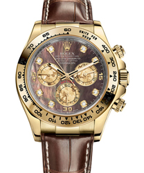 Rolex Daytona Men's Watch Model 116518-BKMPDI