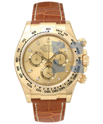 Rolex Daytona Men's Watch Model 116518CS