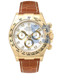 Rolex Daytona Mens Wristwatch Model: 116518WD