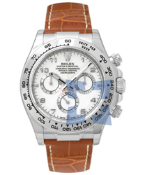 Rolex Daytona Mens Wristwatch Model: 116519WBR