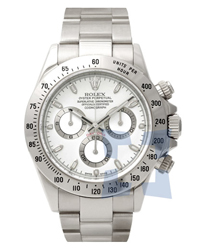 Rolex Daytona Mens Wristwatch Model: 116520W