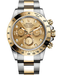 Rolex Daytona Men's Watch Model 116523-CHAPMDIA