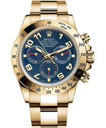 Rolex Daytona Men's Watch Model: 116528-BLR