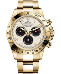 Rolex Daytona Men's Watch Model 116528-SIAB