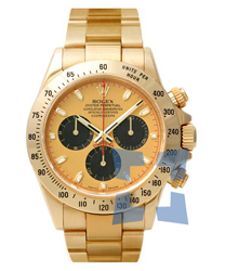 Rolex Daytona Mens Wristwatch Model: 116528CSPN