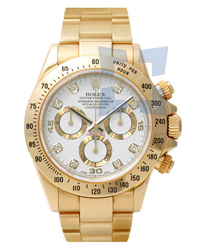 Rolex Daytona Mens Wristwatch Model: 116528WD