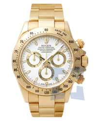 Rolex Daytona Mens Wristwatch Model: 116528WS