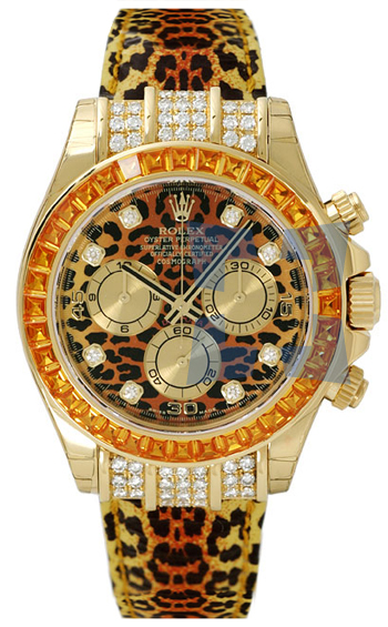 Rolex Daytona Men's Watch Model 116598