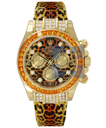 Rolex Daytona Mens Wristwatch Model: 116598