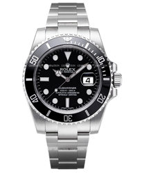 Rolex Submariner Mens Wristwatch Model: 116610LN