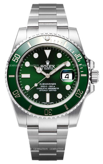 Rolex Submariner Date Mens Wristwatch Model: 116610LV