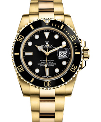 Rolex Submariner Men's Watch Model 116618LN