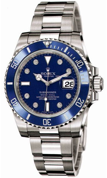 rolex submariner date men s watch model 116619lb bludia rh gemnation com Rolex Watches Rolex Day-Date