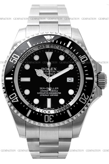 Rolex Deepsea Mens Wristwatch Model: 116660