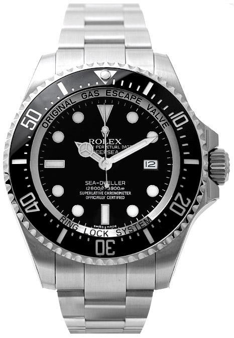 e41f80a0a25 Rolex Sea-Dweller Deepsea Men's Watch Model: 116660