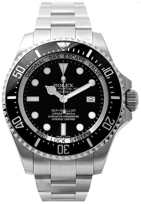 Rolex Sea-Dweller Deepsea Men's Watch Model: 116660