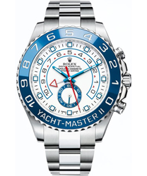 Rolex Yachtmaster II Men's Watch Model 116680