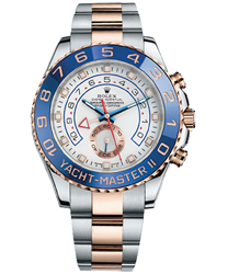 Rolex Yachtmaster II Men's Watch Model: 116681