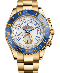 Rolex Yachtmaster II Men's Watch Model 116688