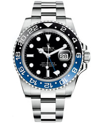 Rolex GMT Master II Men's Watch Model 116710BLNR