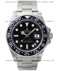 Rolex GMT Master II Men's Watch Model 116710