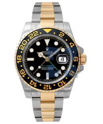 Rolex GMT Master II Men's Watch Model 116713LN
