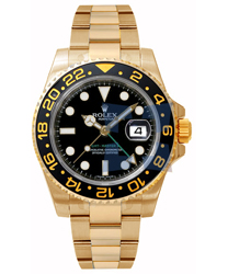 Rolex GMT Master II Mens Wristwatch
