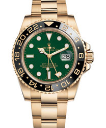 Rolex GMT Master II Men's Watch Model: 116718LN-0002