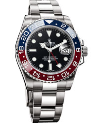 Rolex GMT Master II Men's Watch Model 116719BLRO