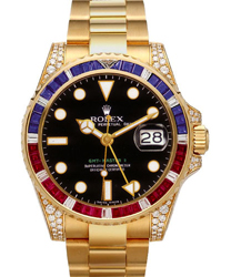 Rolex GMT Master II   Model: 116758-SARU