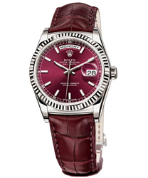Rolex Day-Date President Men's Watch Model: 118139-0007