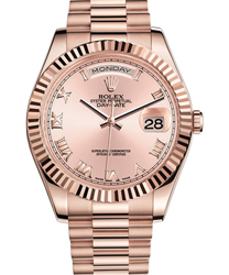 Rolex Day-Date President Men's Watch Model: 118235-0056