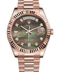 Rolex Day-Date President Men's Watch Model: 118235F-0007