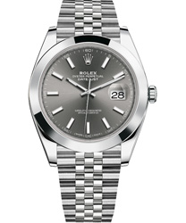 Rolex Datejust Men's Watch Model 126300-0008