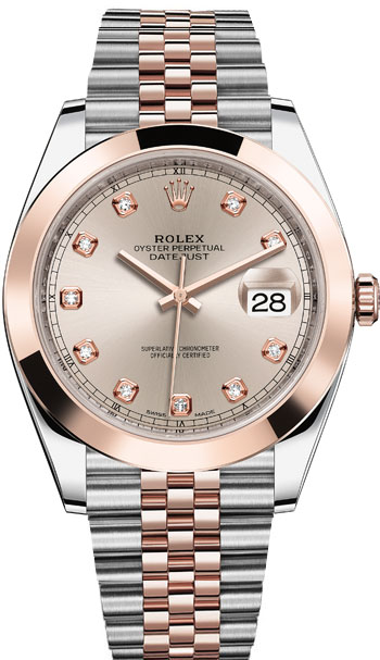 Rolex Datejust Men's Watch Model 126301-SILDIA